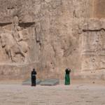 Felsreliefs von Naqsh-e Rostam bei Shiraz