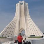 Der Azadi-Tower