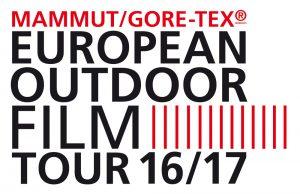 European Outdoor Film Tour 16/17