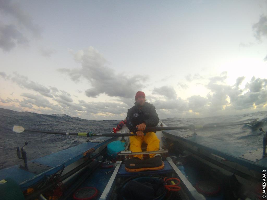 Auf dem Ocean