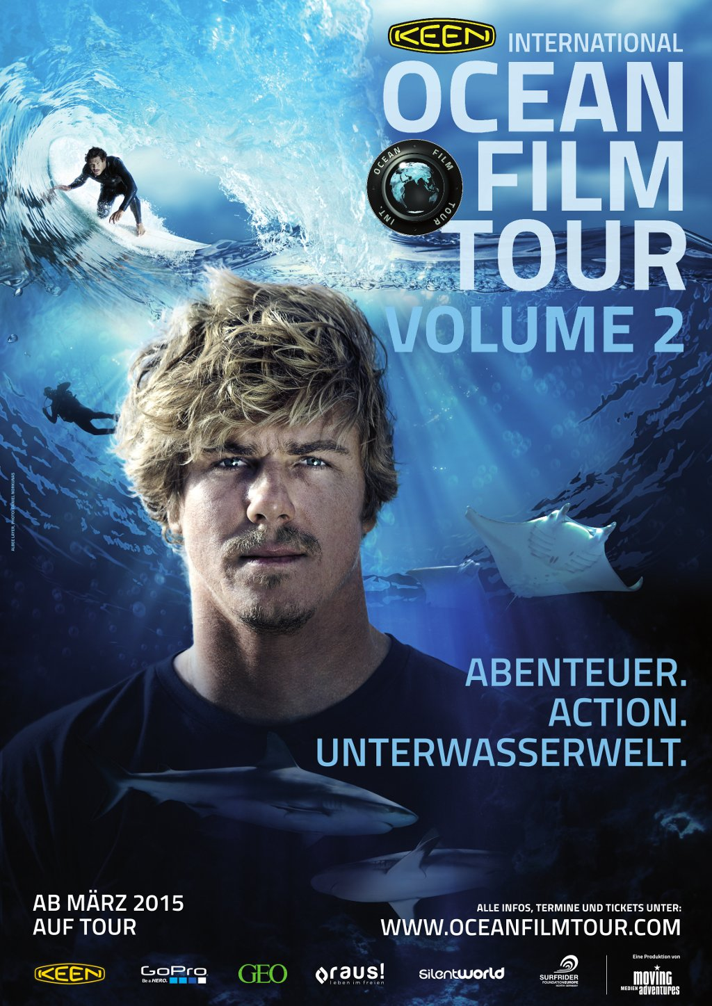 Ocean Film Tour - Volume 2