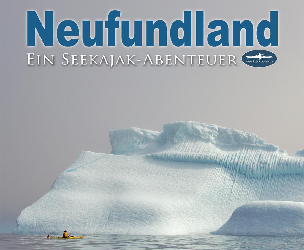 The Rock - Mit dem Seekajak vor Neufundland