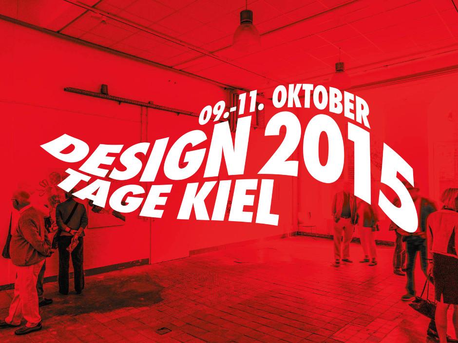 Die Designtage 2015 in Kiel