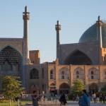 Die Große Moschee in Isfahan