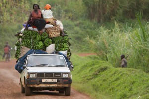Transport in Uganda