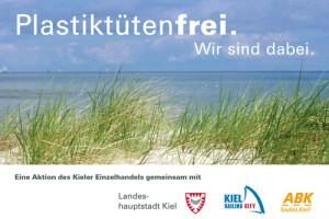 Kiel Plastiktütenfrei - Der ReiseShop ist dabei