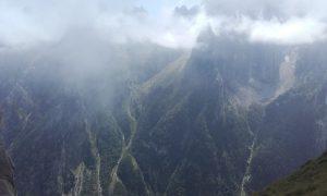 Hochgebirge im Balkan