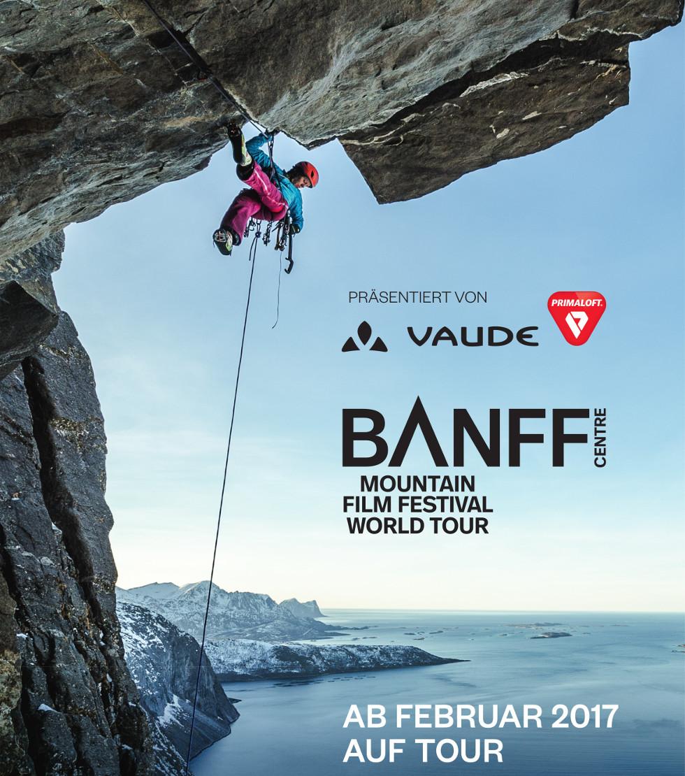 Banff Mountain Film Festival Film Tour