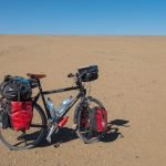 Radreisen: Zebras in Namibia
