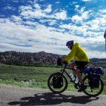 Radreisen: Paul auf dem Trans-America-Trail