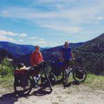 Radreisen: Paul un Lena auf dem Trans America Trail