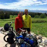 Radreisen: Paul und Lena auf dem Trans America Trail