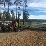 Radreisen: Im Yellowstone