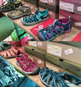 Sandalen von Keen