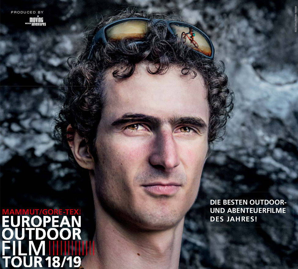 Die European Outdoor Film Tour 2018/19