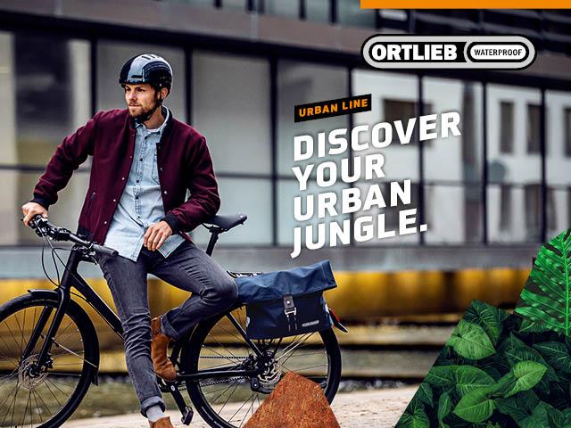 ORTLIEB - Urban Jungle