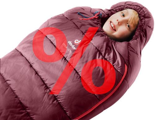 Deuter Kinderschlafsack Starlight EXP